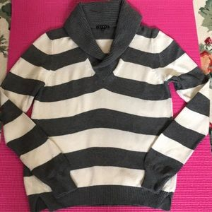 Theory cotton&cashmere sweater